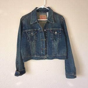 Perfect Levi's jean jacket.